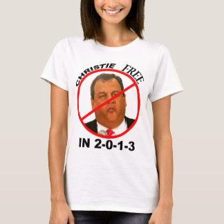 Camisa do T das anti mulheres de Christie
