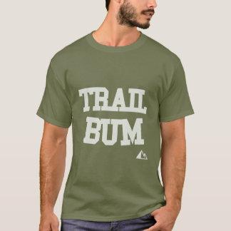 Camisa do vagabundo da fuga