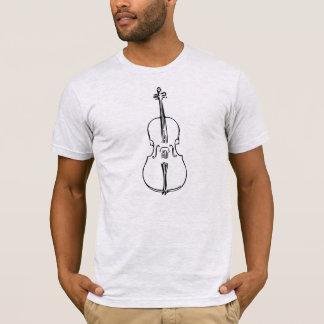 Camisa do violoncelo