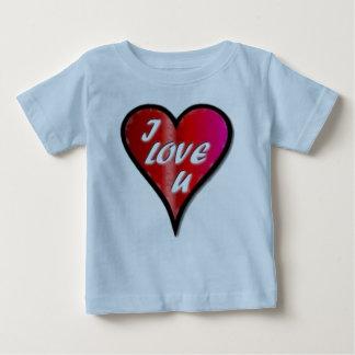 Camisa do ya do luv do bebê