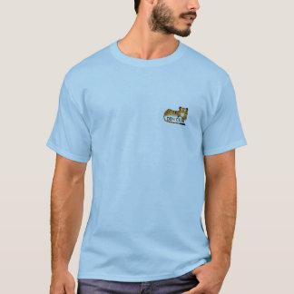 Camisa dos funcionarios do clube do antro