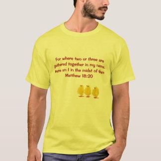 camisa dos homens do 18:20 de matthew