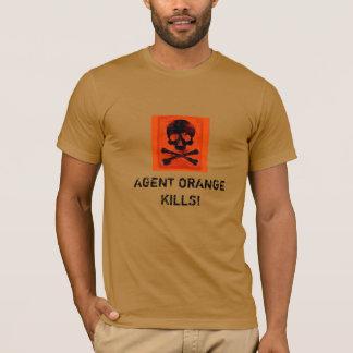 Camisa dos matares de Agent Orange