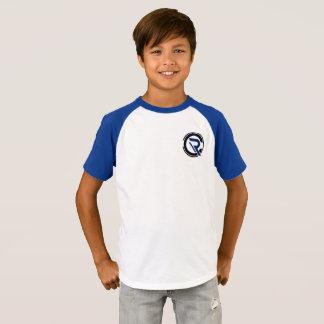 Camisa dos meninos T do centro de detecção e de