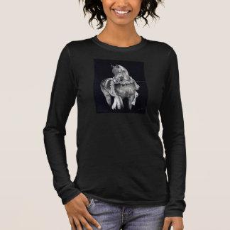 Camisa Dressy do cavalo