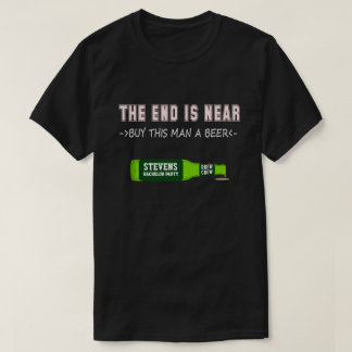 Camisa engraçada do despedida de solteiro