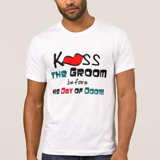 Camisa engraçada do despedida de solteiro T Tshirts