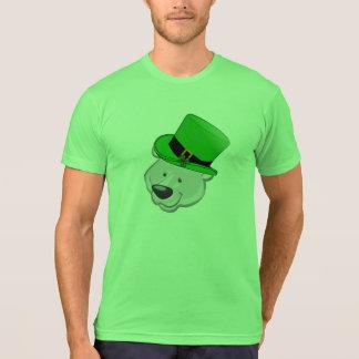 Camisa engraçada do urso polar - presentes do dia t-shirts