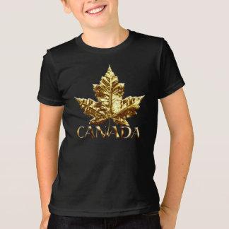 Camisa feita sob encomenda do miúdo de Canadá da Tshirts