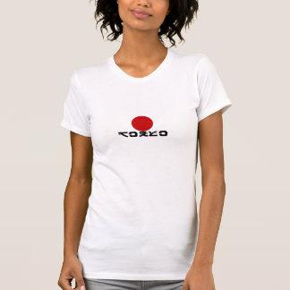 Camisa fêmea