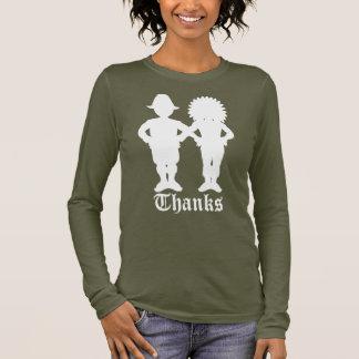 Camisa festiva do feriado da camisa da acção de