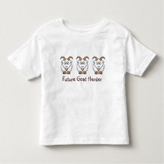 Camisa futura do pastor da cabra