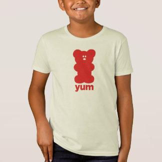 Camisa gomosa do urso de YumEarth