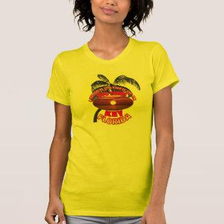 Camisa grande da chave do pinho de Florida Camiseta