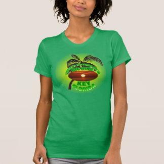 Camisa grande da chave do pinho de Florida Tshirt
