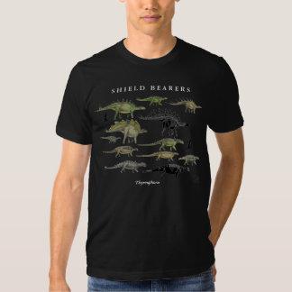 Camisa Gregory Paul do dinossauro blindado Camisetas