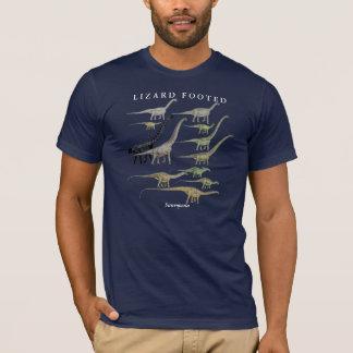 Camisa Gregory Paul do dinossauro de Sauropod