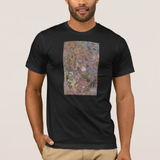 Camisa hindu de Bali t