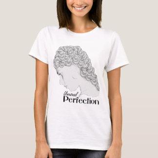 Camisa incomum da perfeição T - as bocas formam o