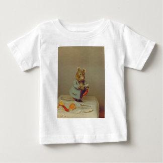Camisa infantil do cozinheiro chefe T do rato Camisetas