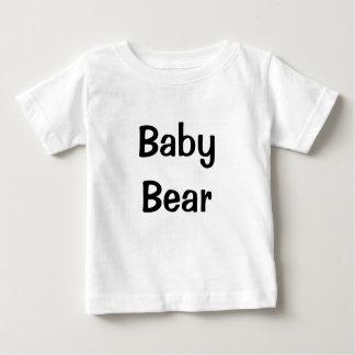 Camisa infantil do Tshirt da criança do urso do