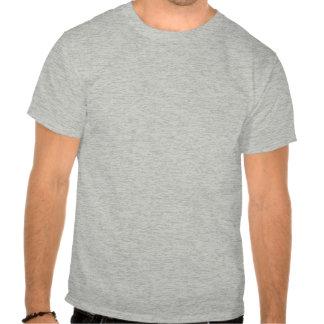 Camisa legal de t com uma mensagem t-shirts