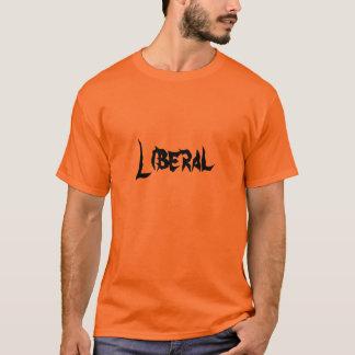 Camisa liberal de T