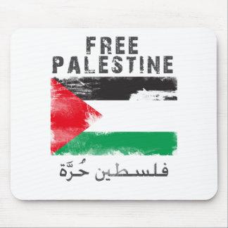 Camisa livre de Palestina Mousepad