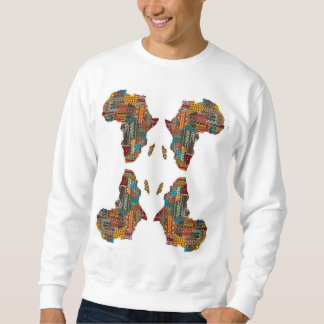 Camisa | longa africana & orgulhosa da luva