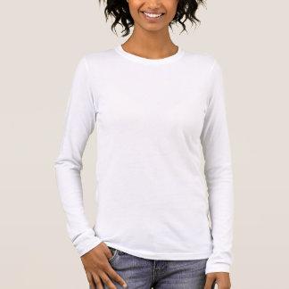 Camisa longa da luva das mulheres de Ariel