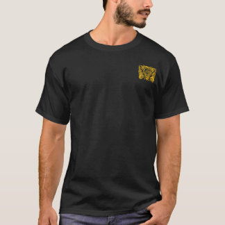 Camisa mestra do mergulhador (ouro)