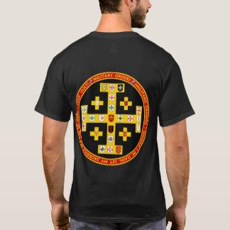 Camisa militar do selo das ordens