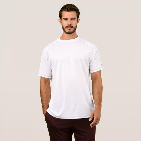 Camiseta Masculina Champion Double Dry Mesh, Branco