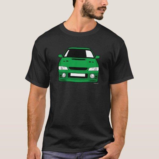 Camisa personalizada do carro T de Subaru GC8
