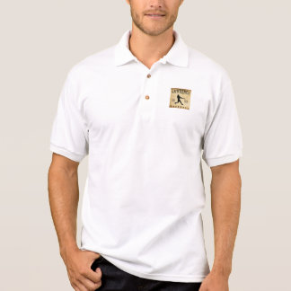 Camisa Polo Basebol 1893 de Lawrence Kansas