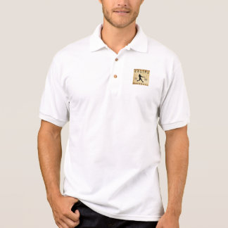 Camisa Polo Basebol 1898 de Kansas do Salina
