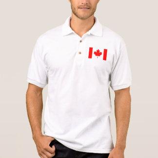 Camisa Polo Canadá