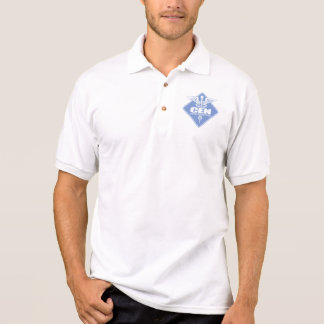 Camisa Polo CEN do Cad (diamante)