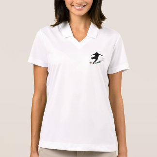 Camisa Polo Futebol de Argélia