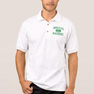 Camisa Polo Immaculata - incursores - alto - Leavenworth