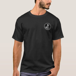 Camisa preta & branca de William Wallace do selo