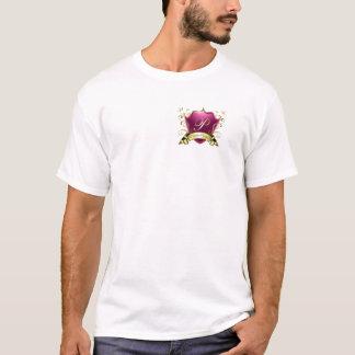 Camisa real do pai