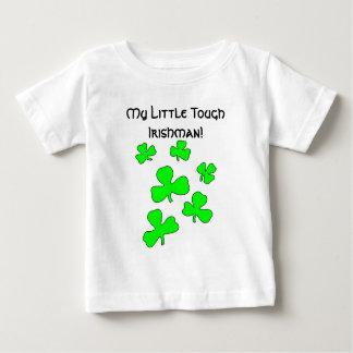 Camisa resistente do bebê do Irlandês do dia de St