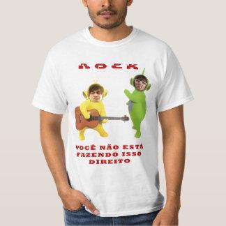 Camisa Rock Restartubbies