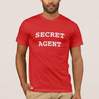 """Camisa """"secreta"""" do agente"""