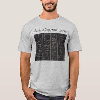 Camisa secreta egípcia antiga dos homens