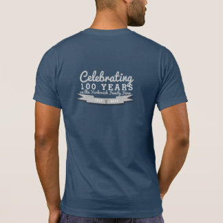 Camisa traseira da reunião da opção do alternativo