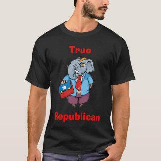 Camisa verdadeira do representante
