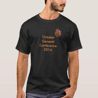 Camisas da conferência geral 2014 de outubro