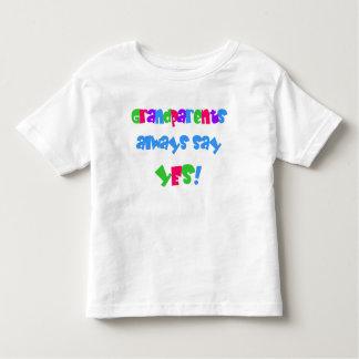 Camisas da criança camiseta